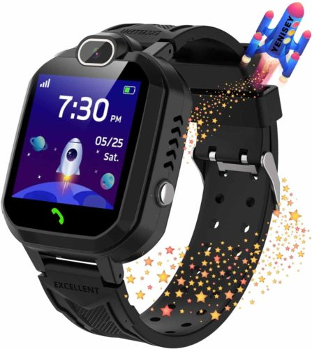 YENISEY Kids Smartwatch for Boys Girls