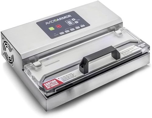 Avid Armor A100 Stainless Construction Sealer Machine