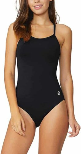 BALEAF Women's Athletic Training One Piece Swimsuit