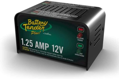 Battery Tender Plus 1.25A Battery Charger