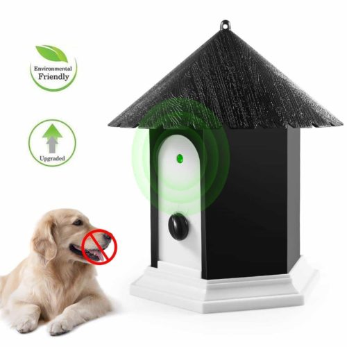 Birdhouse Anti-Barking Device