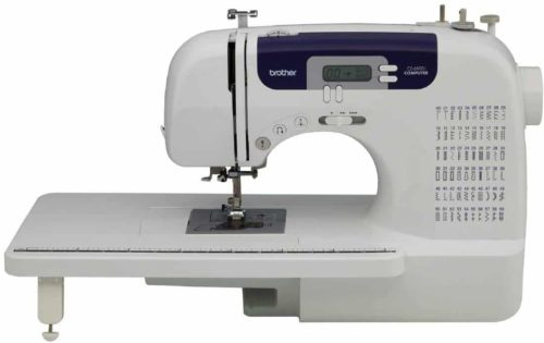 Brother CS6000i Quilting and Sewing Machine