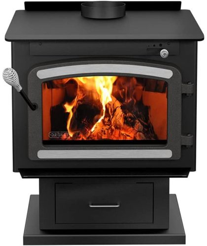 Drolet with Blower Classic Stove