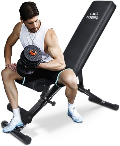 FLYBIRD Adjustable Weight Bench