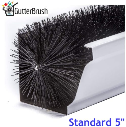 Gutter Brush Simple Leaf Guard