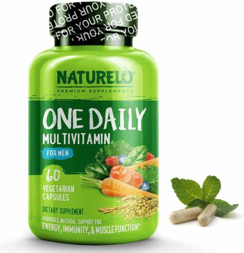 NATURELO Men's Multivitamin