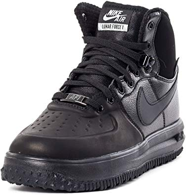 Nike Lunar Force 1 Sneaker Boots for Kids