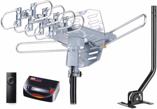 Pingbingding Digital Outdoor Amplified HDTV Antenna