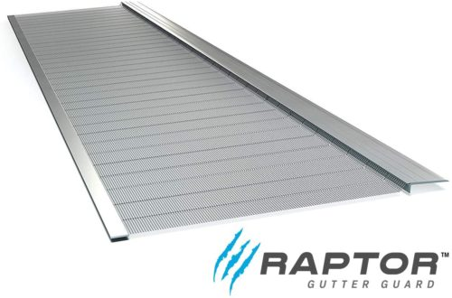 Raptor Gutter Guard Stainless Steel Micro Mesh