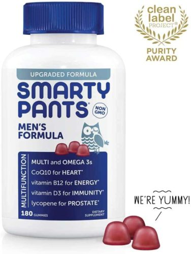 SmartyPants Men's Multivitamins