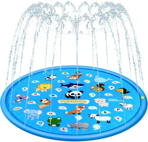 TOHIBEE Sprinkler for Kids