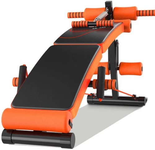 WZR Adjustable Weight Bench