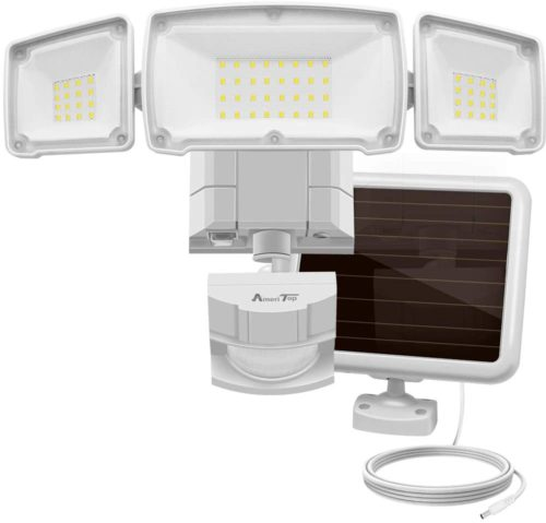AmeriTop Solar Lights Outdoor
