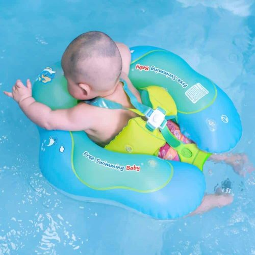 Free Swimming Baby Inflatable Float