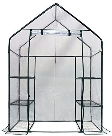 Homewell Walk-in Greenhouse