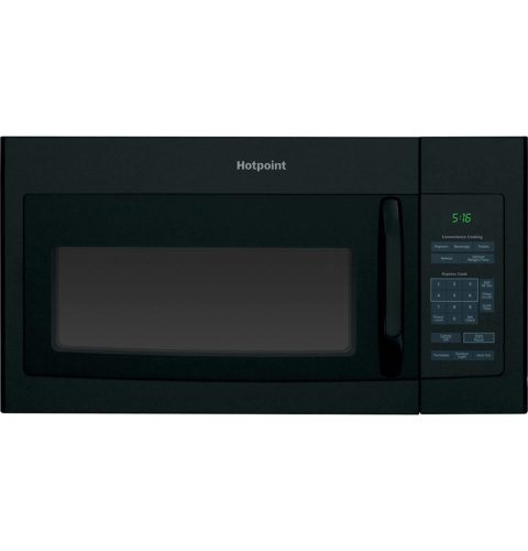 Hotpoint RVM5160DHBB Over-The-Range Microwave Oven