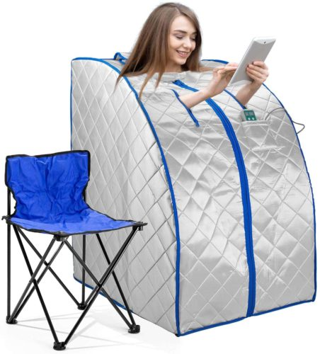Idealsauna Portable Spa Sauna