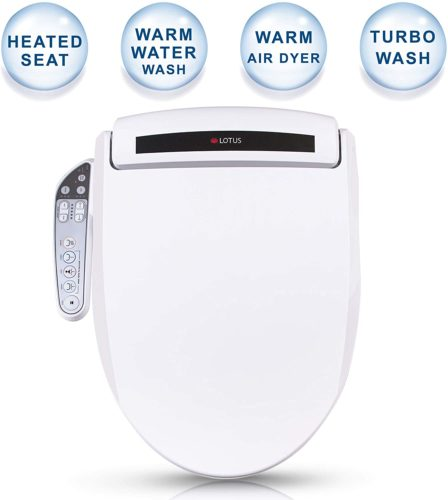 Lotus ATS-800 Smart Bidet Toilet Seat