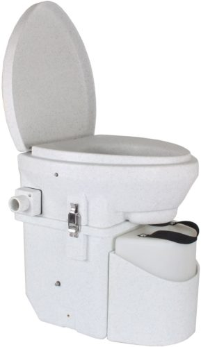 Nature's Head Self-Contained Composting Toilet