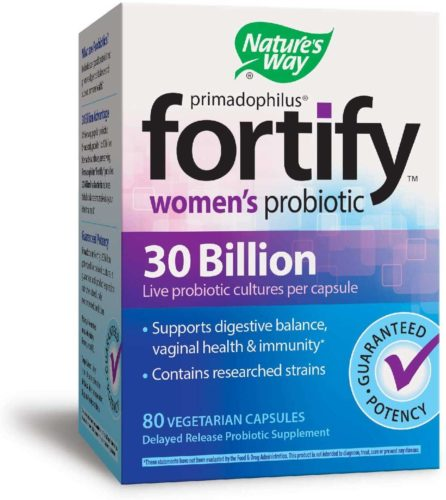Nature's Way Fortify Women's Daily Probiotic