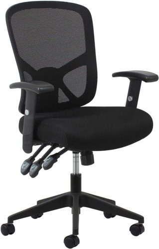 OFM Essentials Collection High Back Chair