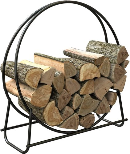 Panacea Tubular Steel Log Hoop
