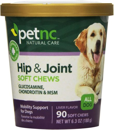 PetNC Natural Care Joint and Hip Soft Chews