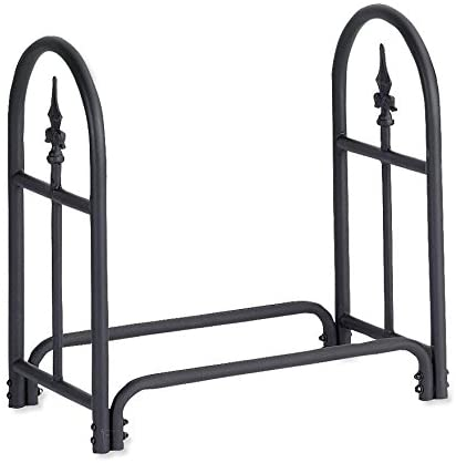 Plow & Hearth 10117 Outdoor Firewood Rack