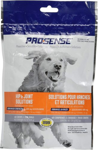 ProSense Joint and Hip Solutions Advanced Strength Chews