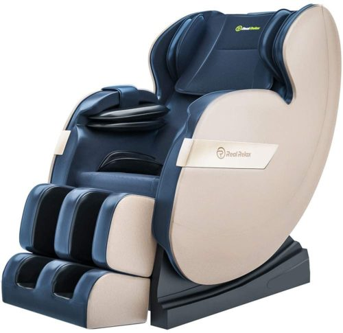 Real Relax 2020 Full Body Massage Chair