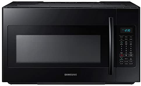 Samsung 1000W ME18H704SFB Over-the-Range Microwave