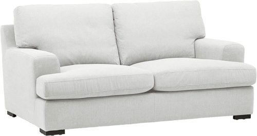 Stone & Beam Lauren Down-Filled Oversized Loveseat