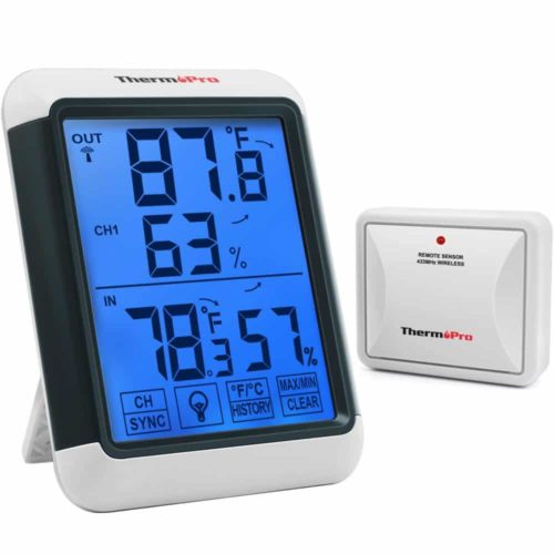 ThermoPro Outdoor Indoor TP65A Digital Wireless Thermometer