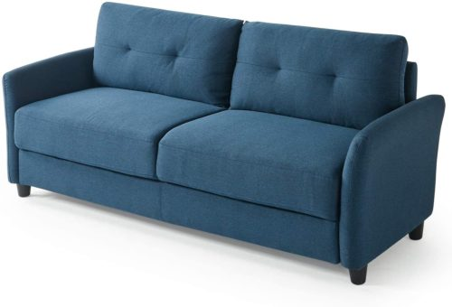 Zinus Ricardo Contemporary Upholstered Sofa