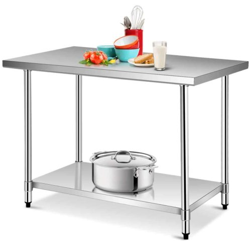 "Giantex NSF Commercial Kitchen Work Table 48""x30"""