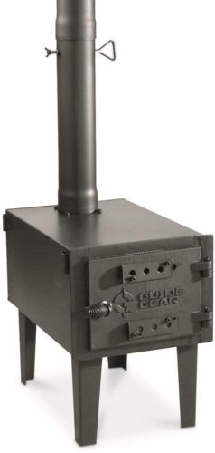 Guide Gear Outdoor Wood Stove