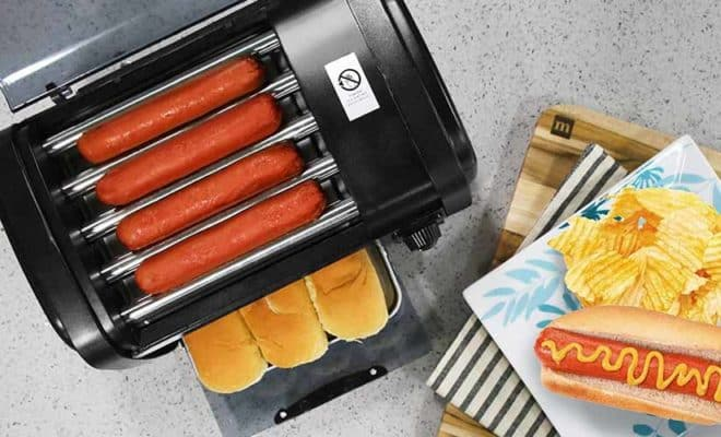 Hot Dog Rollers and Bun Warmers