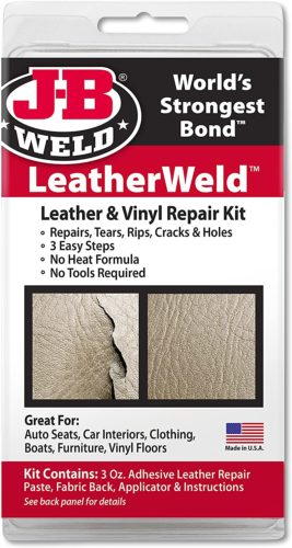 J-B Weld Leather Repair Kit
