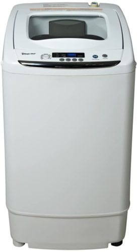 Magic Chef White MCSTCW09W1 Compact Washer
