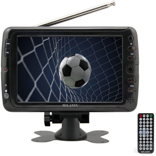 Milanix Portable MX7 7-inch LCD TV