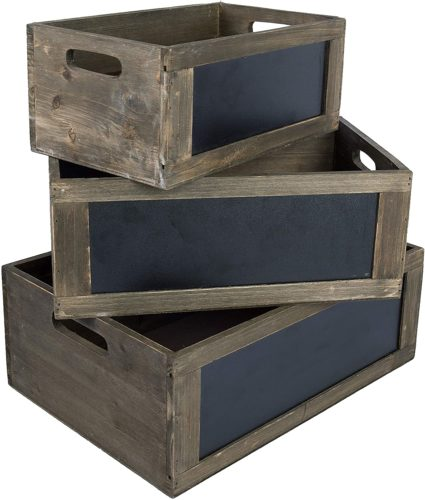 My Gift Rustic Crate