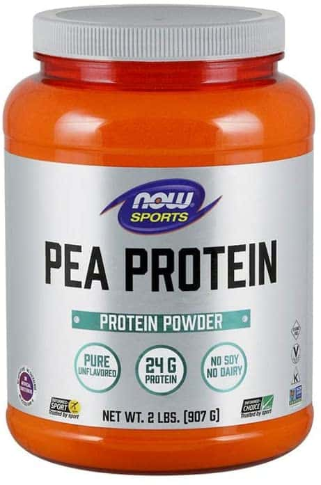 NOW Foods Nutrition Unflavored Protein
