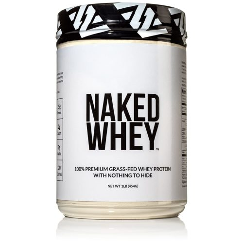 Naked WHEY Unflavored Protein Powder