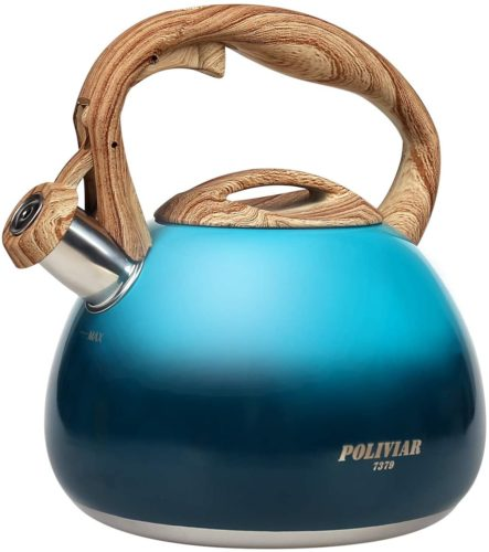 POLIVIAR Tea Kettle