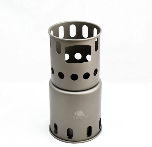 Redcamp Wood Burning Camp Stove Folding