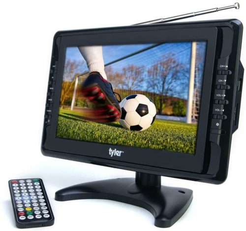 Tyler LCD TT703 10-inch Portable TV