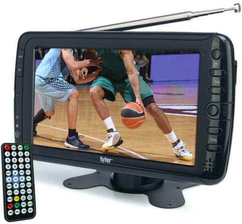 Tyler Wide screen TTV701 Digital Tuner Portable LCD TV