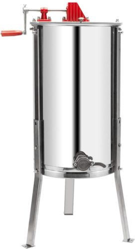 VINGLI Upgraded two Frame Honey Extractor