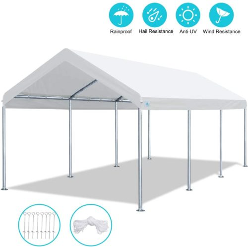 ADVANCE OUTDOOR Car Canopy