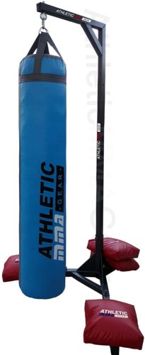 Athletic MMAGear Bag Stand